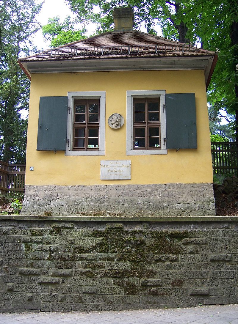 Bild Schillerhäuschen Dresden