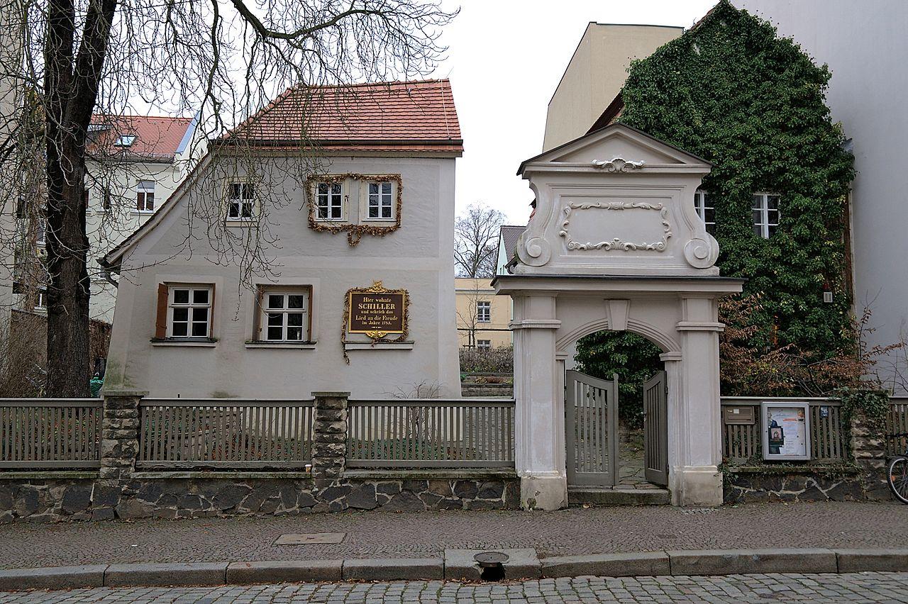 Bild Schillerhaus Leipzig