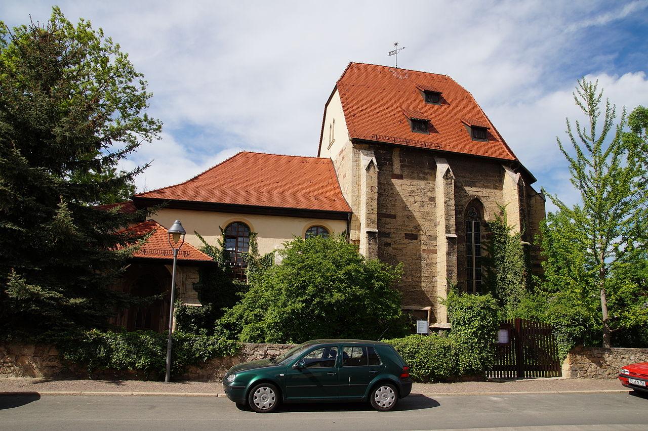 """Bild Schillerkirche """"Unserer Lieben Frau""""  Jena"""