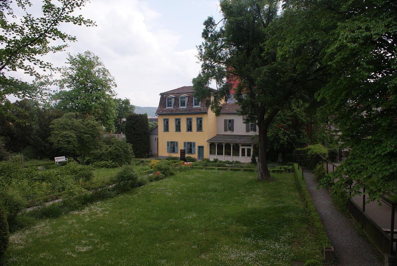 Bild Schillers Gartenhaus Jena