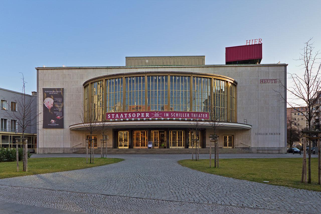 Bild Schillertheater Berlin