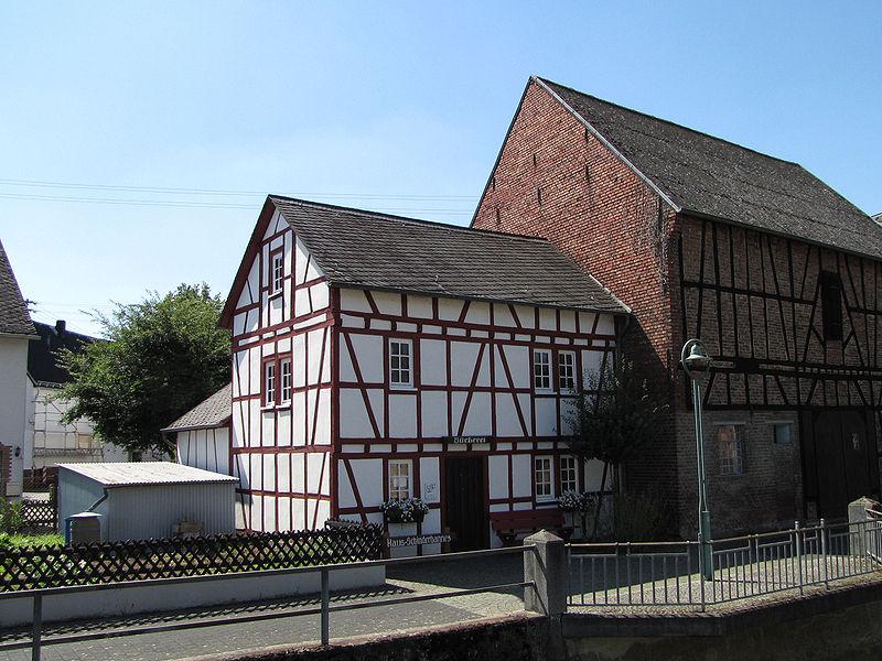 Bild Haus Schinderhannes Miehlen