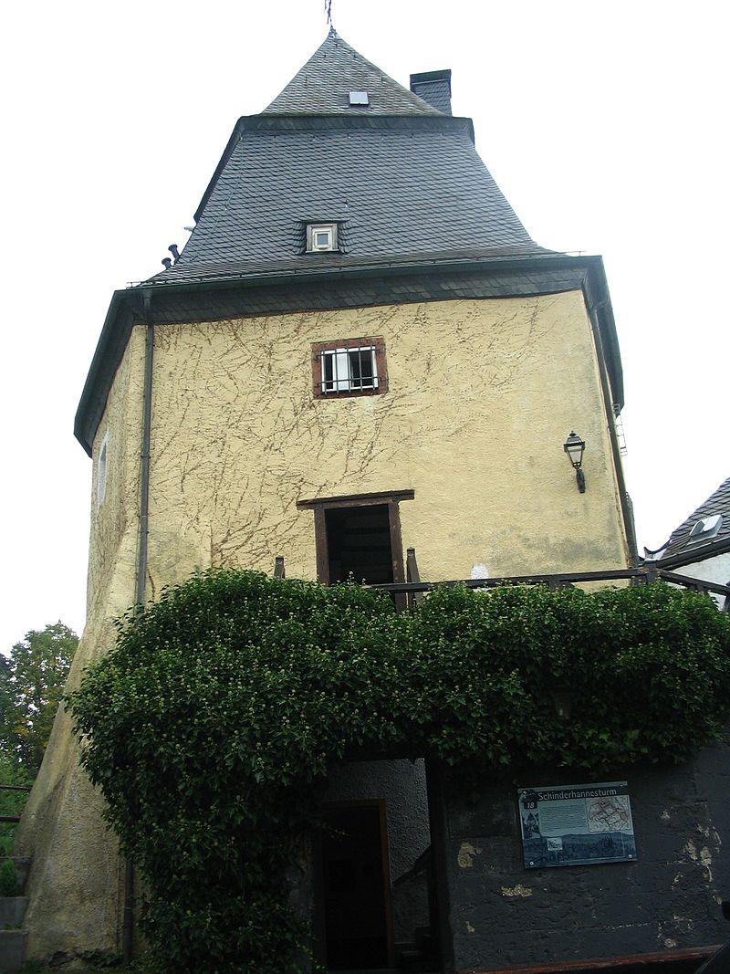 Bild Schinderhannes Turm Simmern