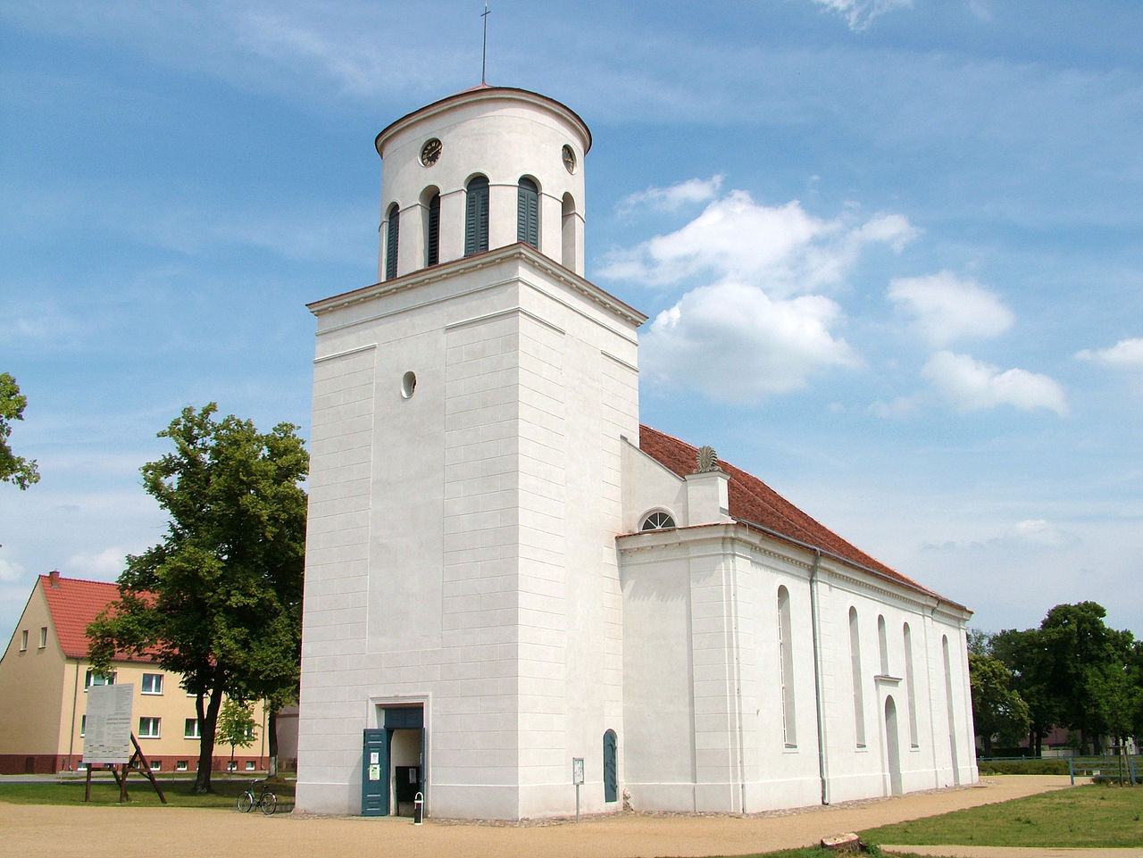 Bild Kirche Neuhardenberg