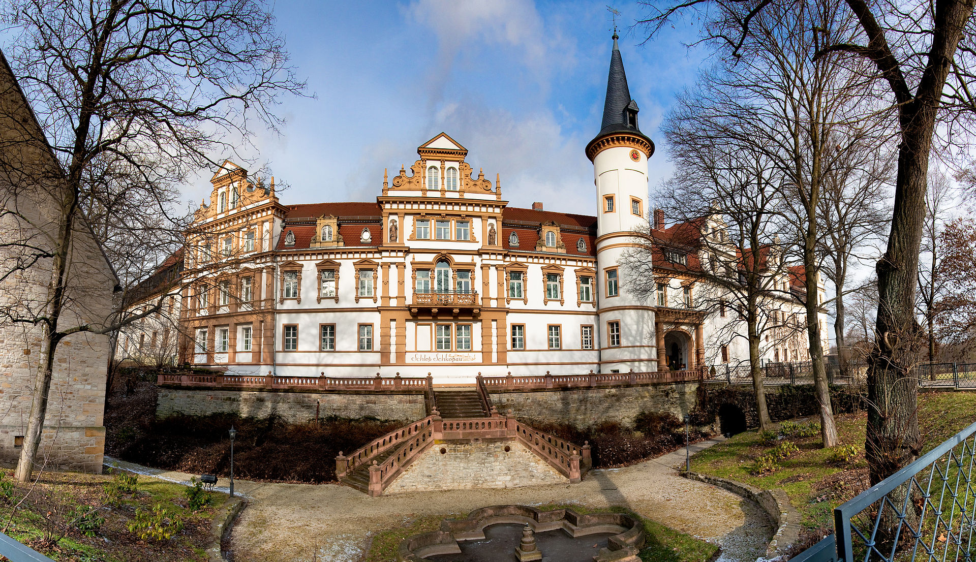 Bild Schloss Schkopau