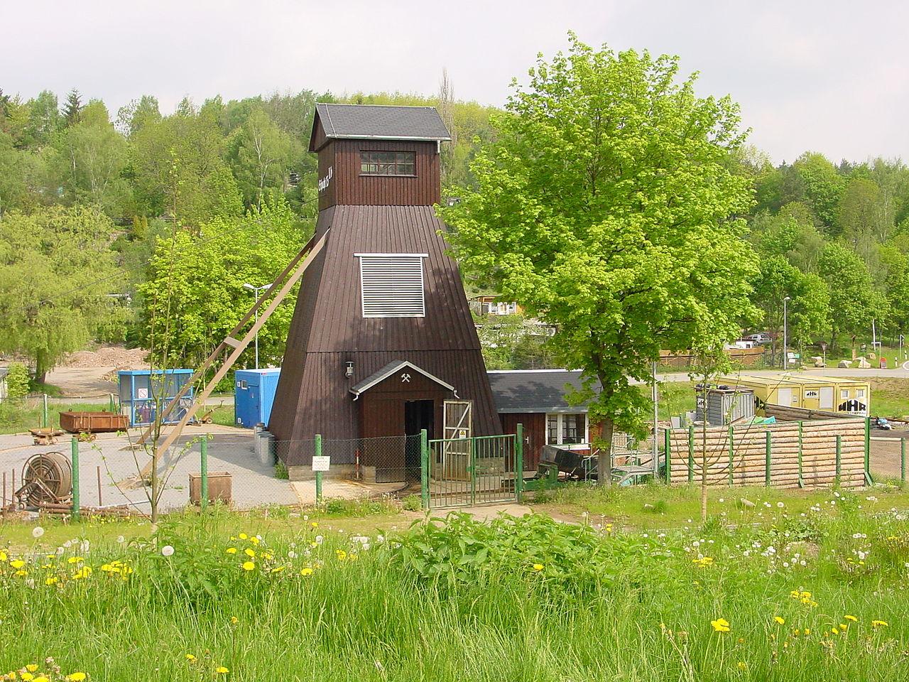 Bild Museum Uranbergbau Schlema