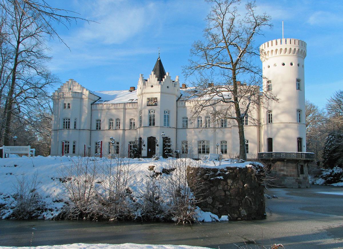 Bild Schloss Schlemmin