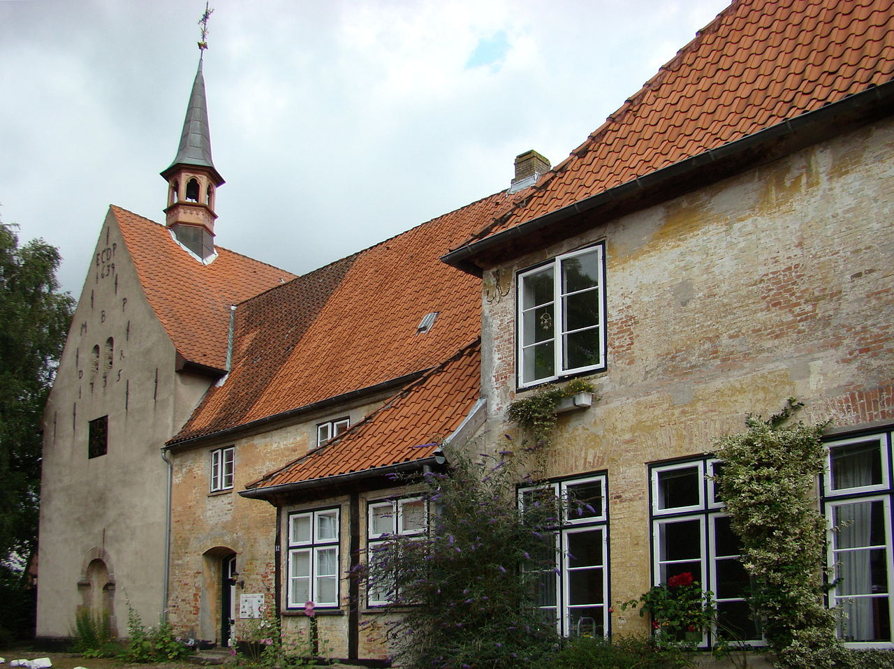 Bild St. Johanniskloster Schleswig