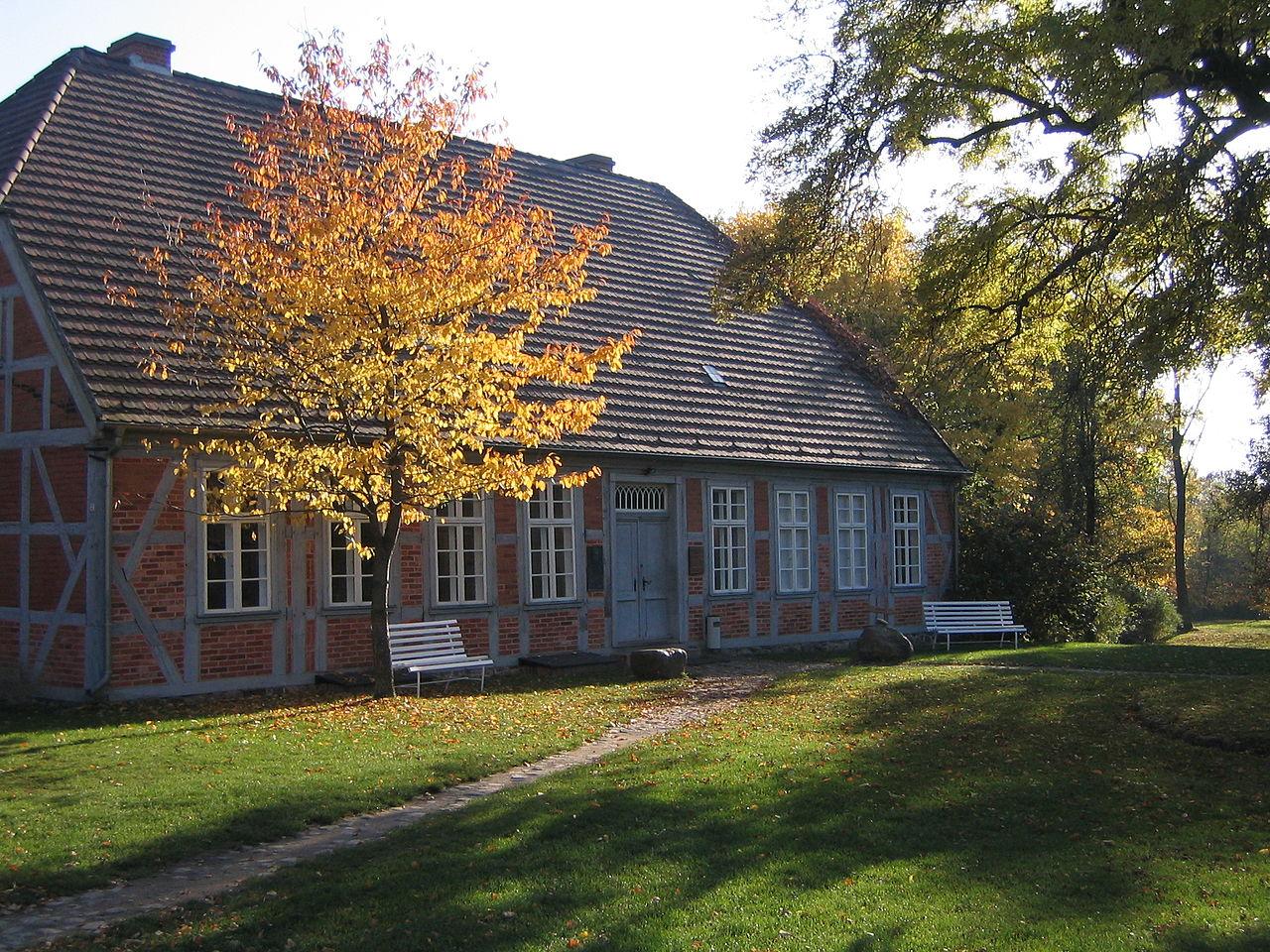 Bild Schliemann Museum Ankershagen