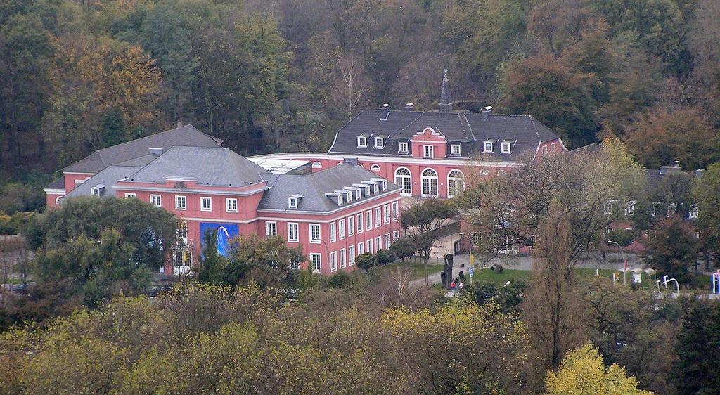 Bild Schloss Oberhausen