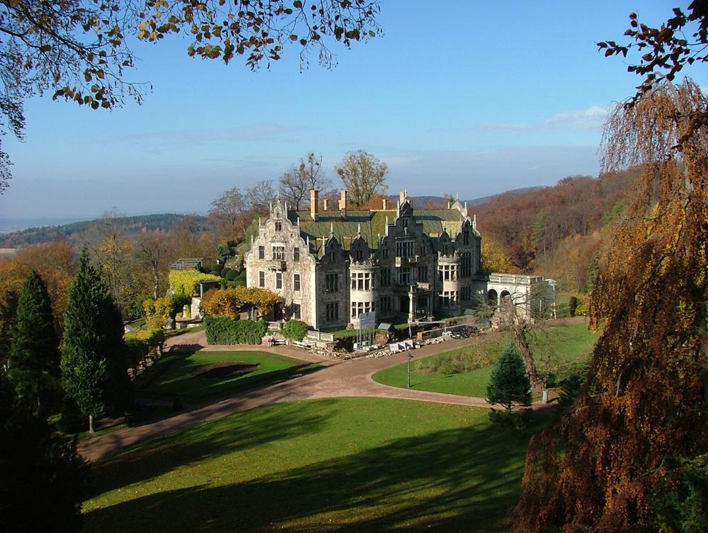 Bild Schloss Altenstein