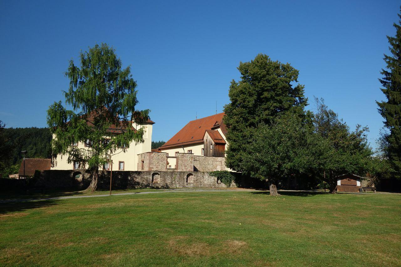 Bild Schloss Neuenbürg
