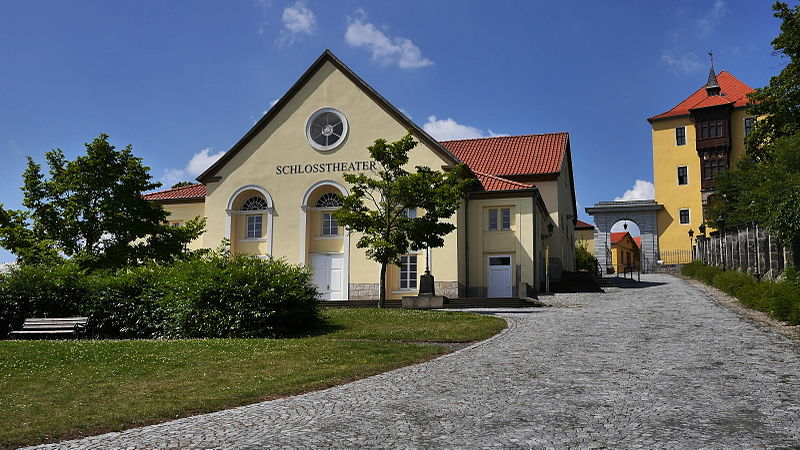Bild Schlosstheater Ballenstedt