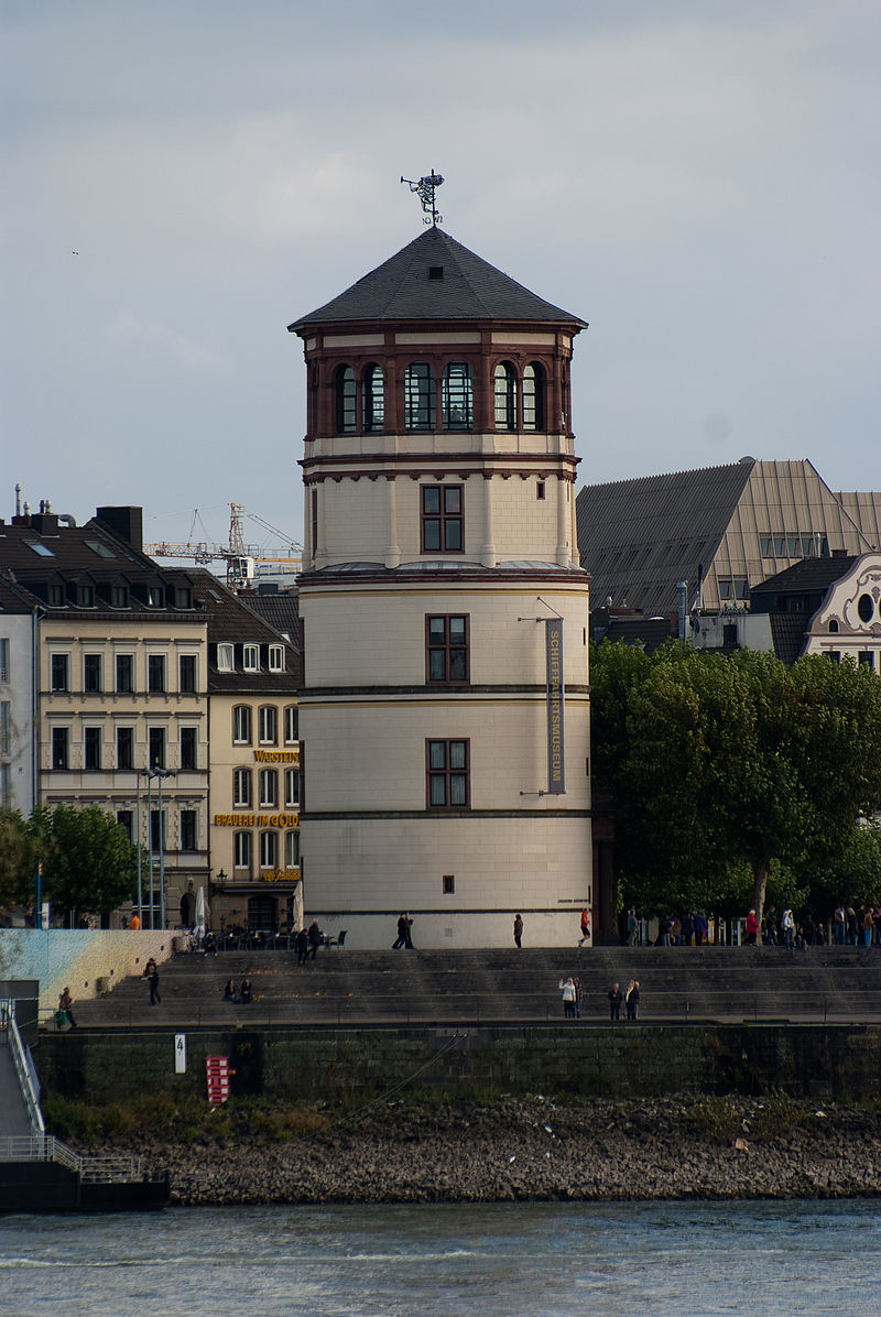 Bild Schifffahrtsmuseum Düsseldorf