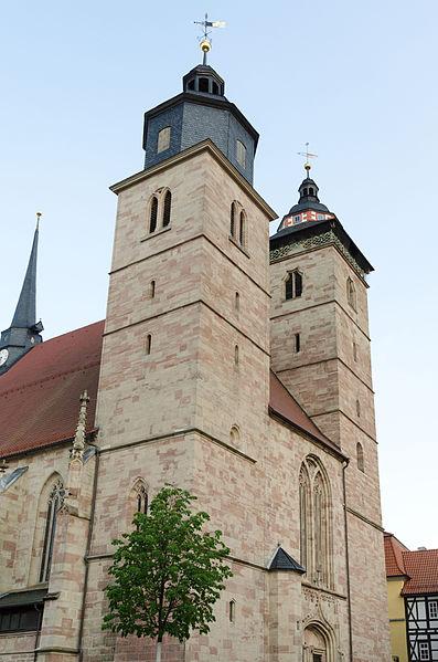 Bild Stadtkirche St. Georg Schmalkalden