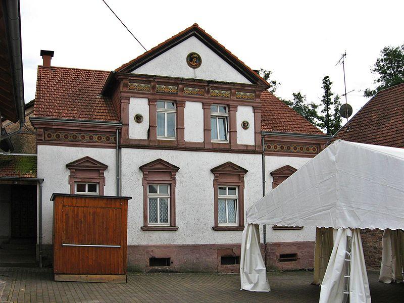 Bild Bettinger Mühle Schmelz