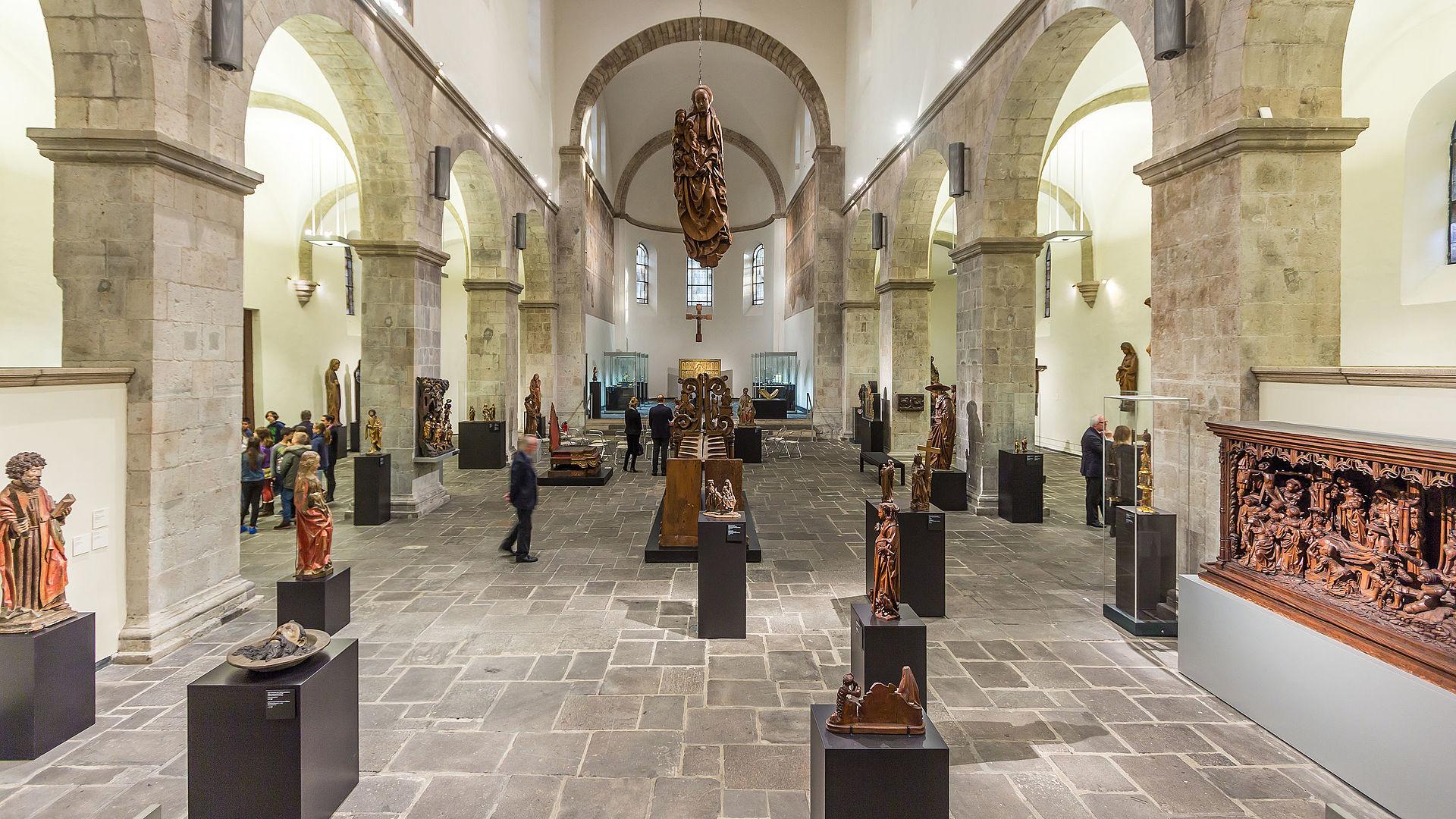 Bild Museum Schnütgen Köln