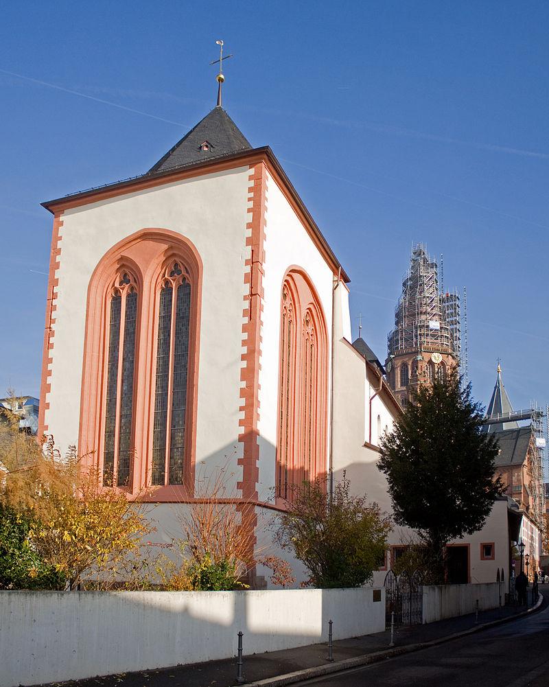 Bild St. Johannis Kirche Mainz
