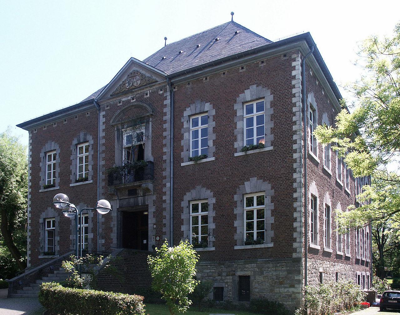 Bild Schloss Schönau Aachen