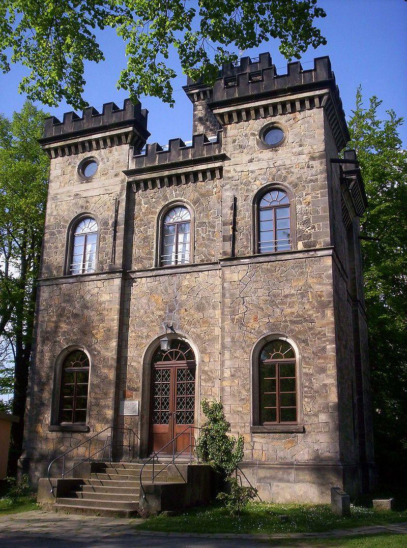 Bild Turm Schöne Höhe Dittersbach