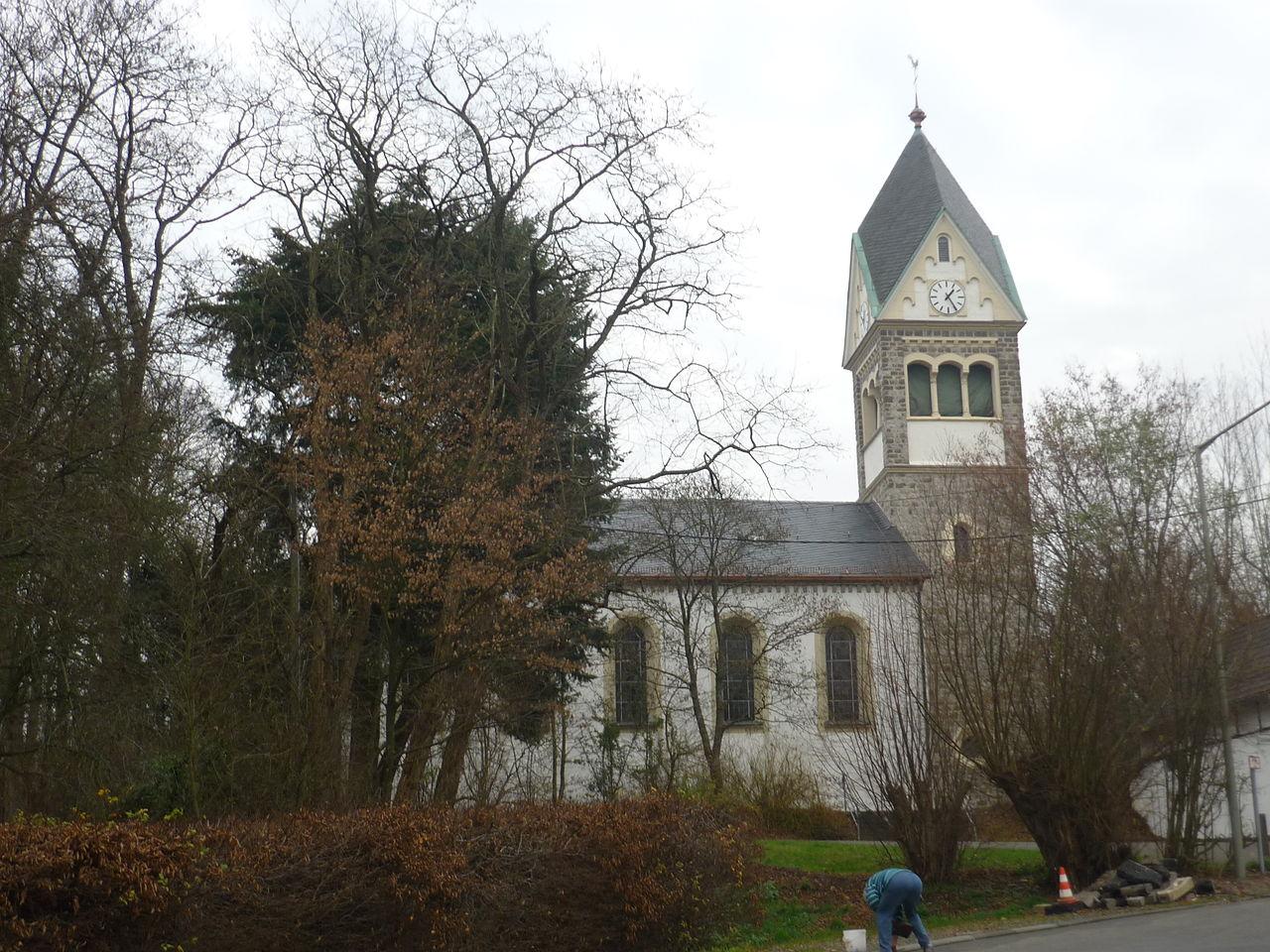 Bild Kirche Schöneberg