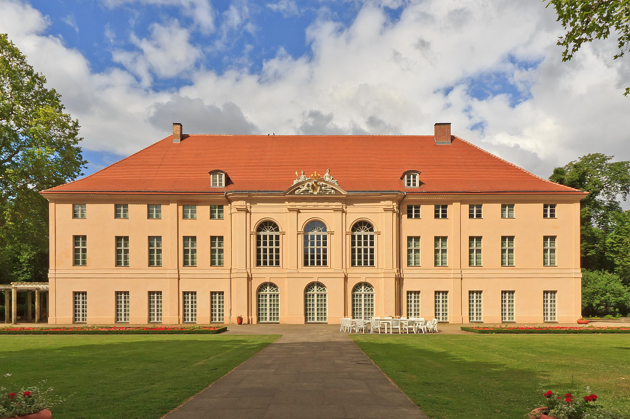 Bild Schloss Schönhausen