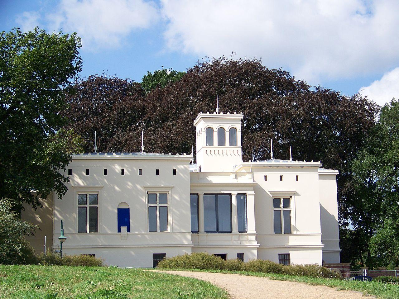 Bild Villa Schöningen Potsdam