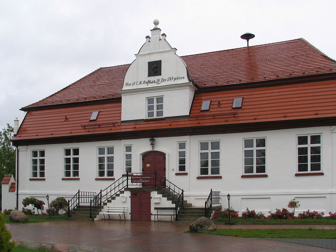 Bild Gutshaus Groß Schoritz