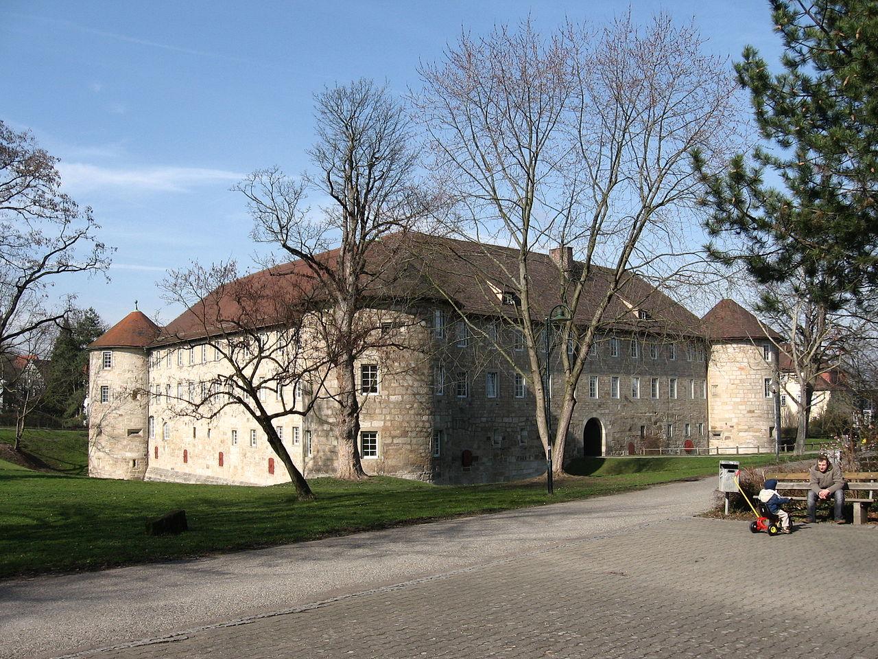 Bild Burgschloss Schorndorf