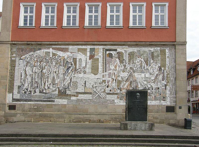 Bild Daimler Denkmal Schorndorf