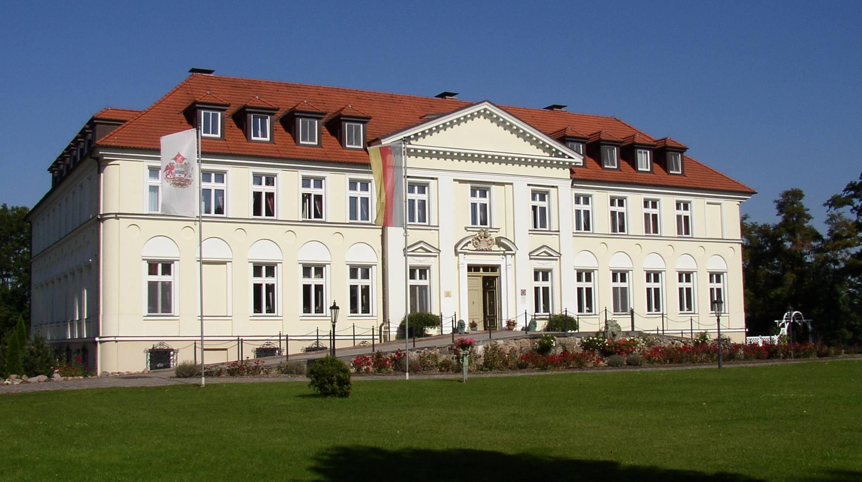 Bild Schloss Schorssow