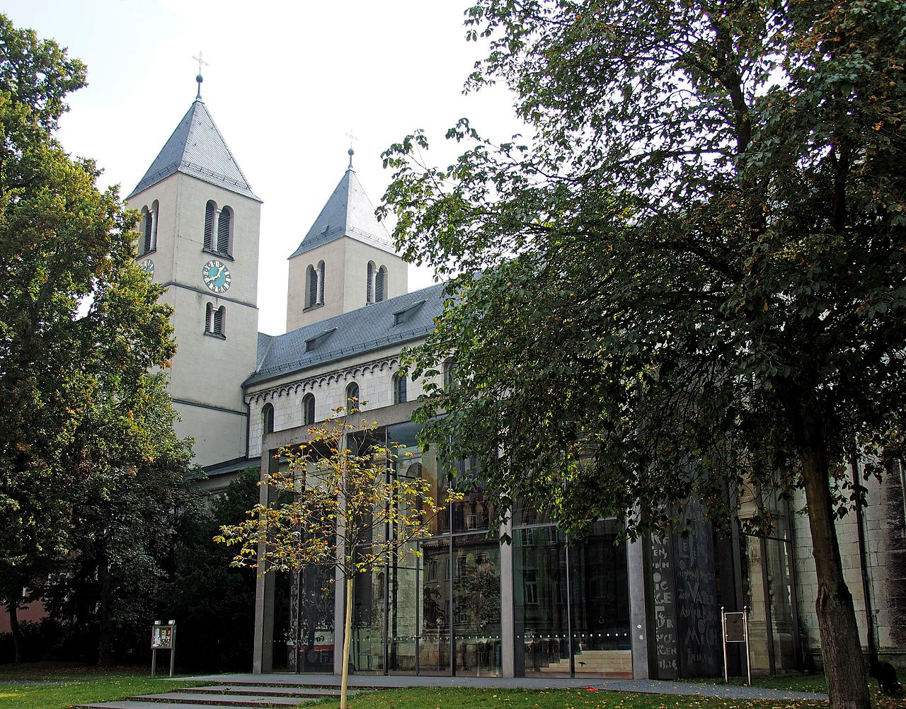 Bild Kirche St. Jakob Regensburg
