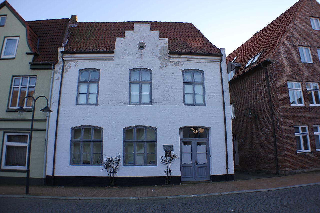 Theodor Storm in Schleswig Holstein