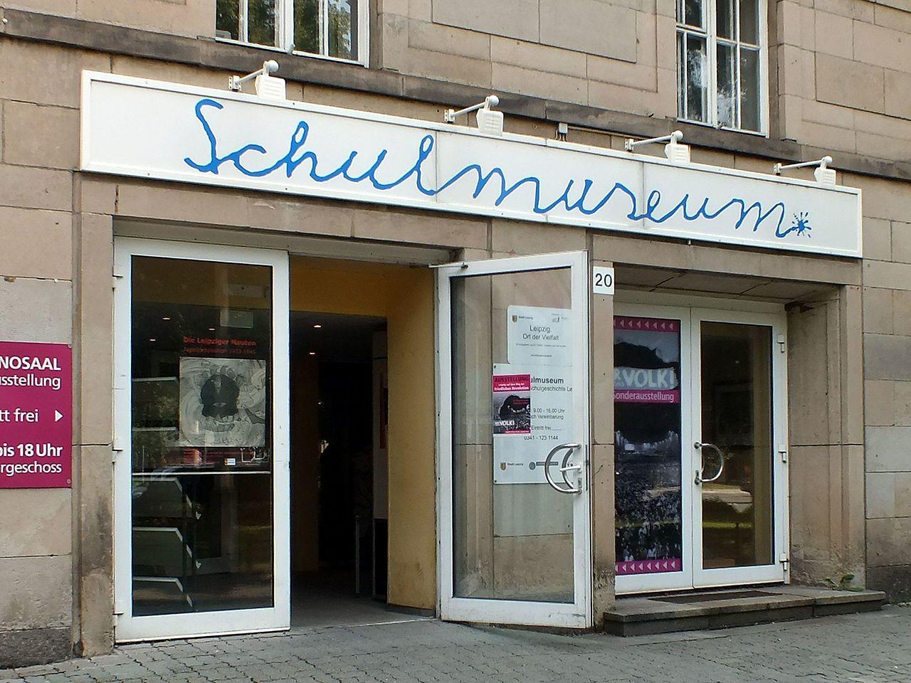Bild Schulmuseum Leipzig