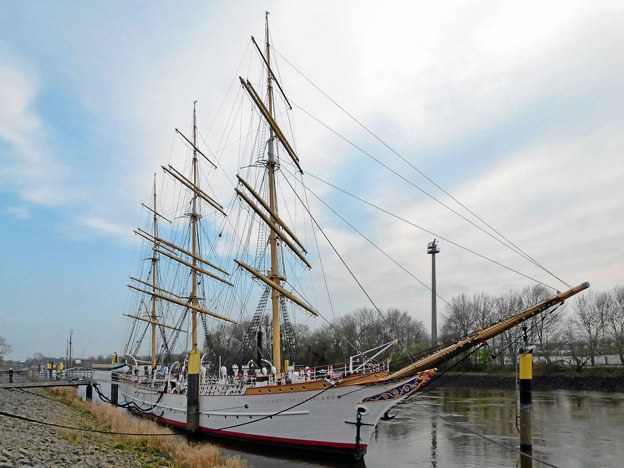 Bild Schulschiff Deutschland Bremen