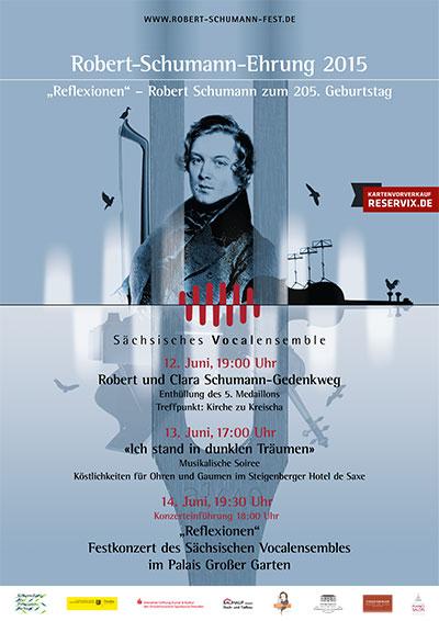 Bild Robert Schumann Fest Dresden