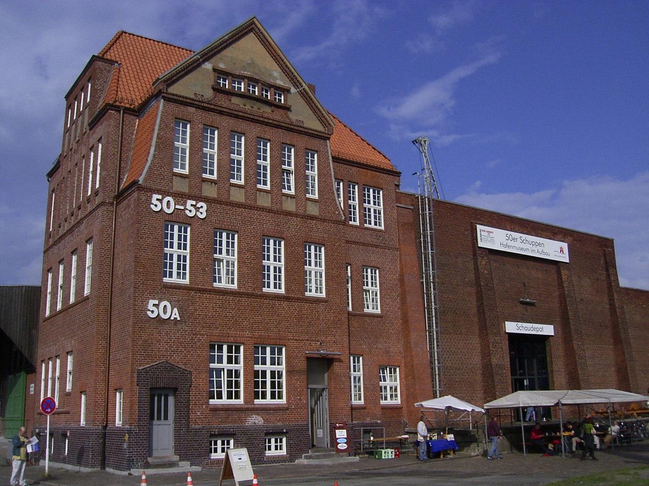 Bild Hafenmuseum Hamburg
