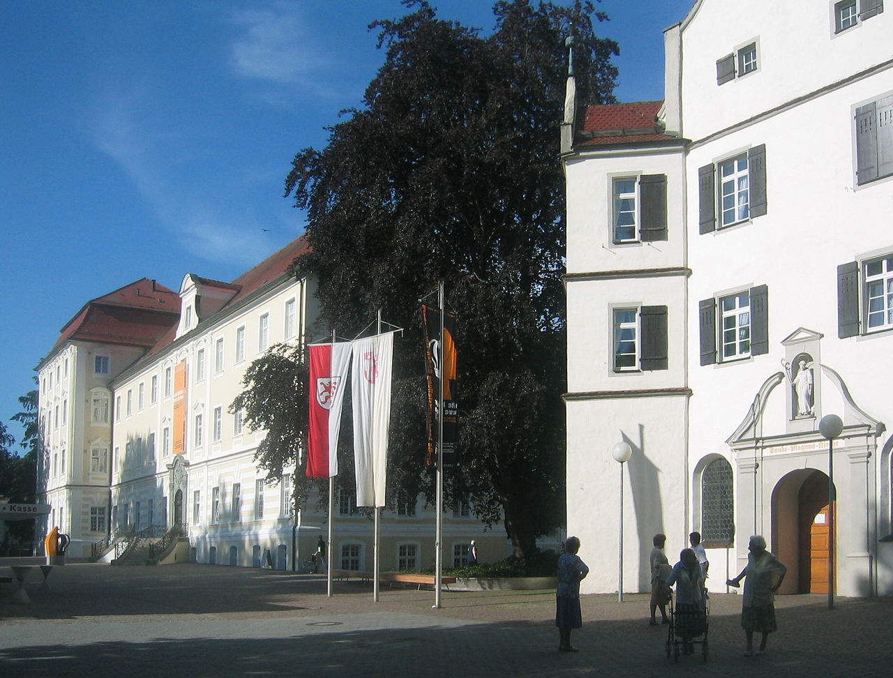 Bild Kloster Schussenried
