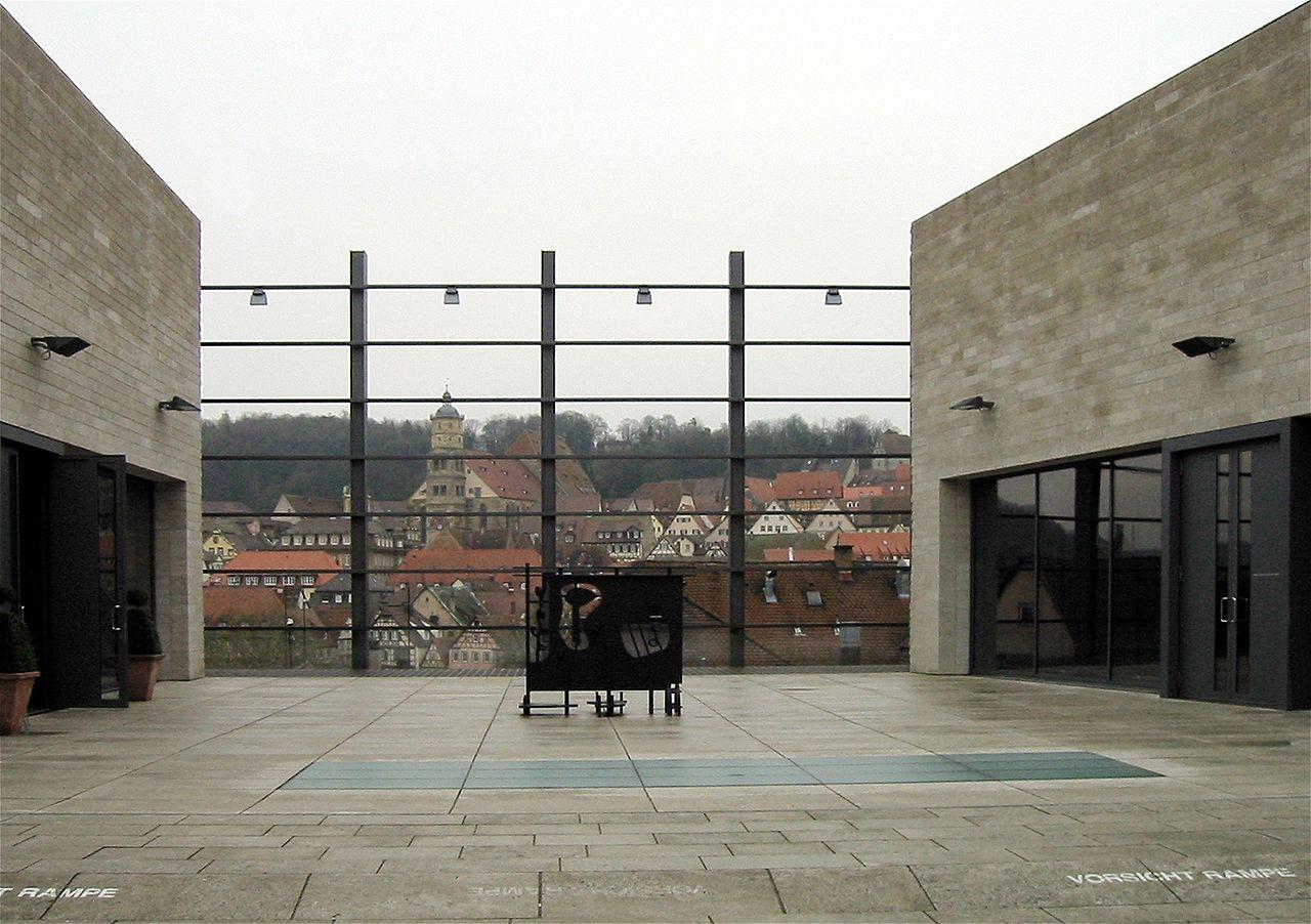 Bild Kunsthalle Würth Schwäbisch Hall