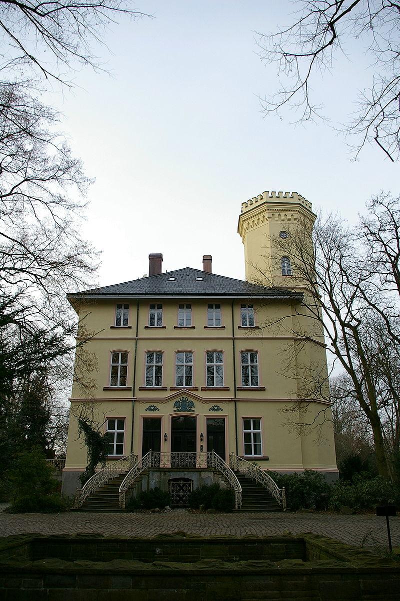 Bild Schloss Schwansbell Lünen