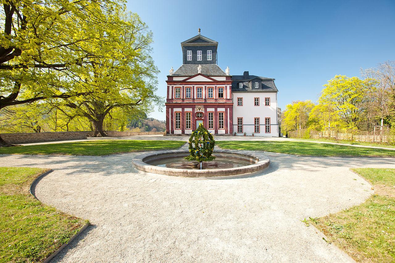 Bild Schloss Schwarzburg