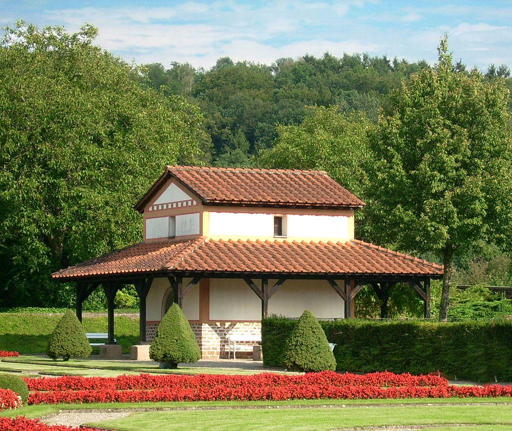 Bild Römermuseum Schwarzenacker