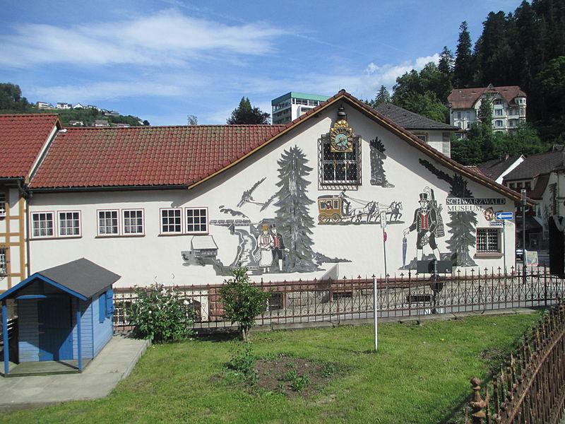 Bild Schwarzwald Museum Triberg