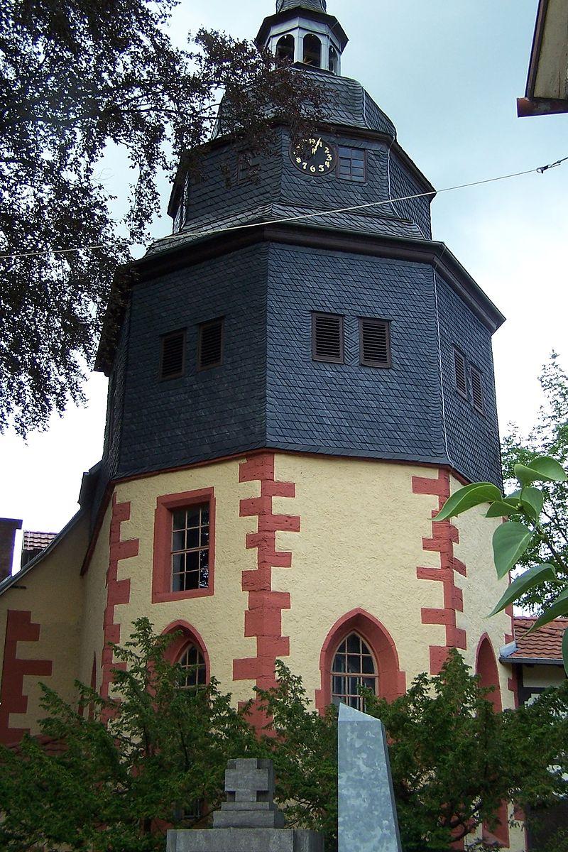 Bild St. Laurentius Kirche Schweina