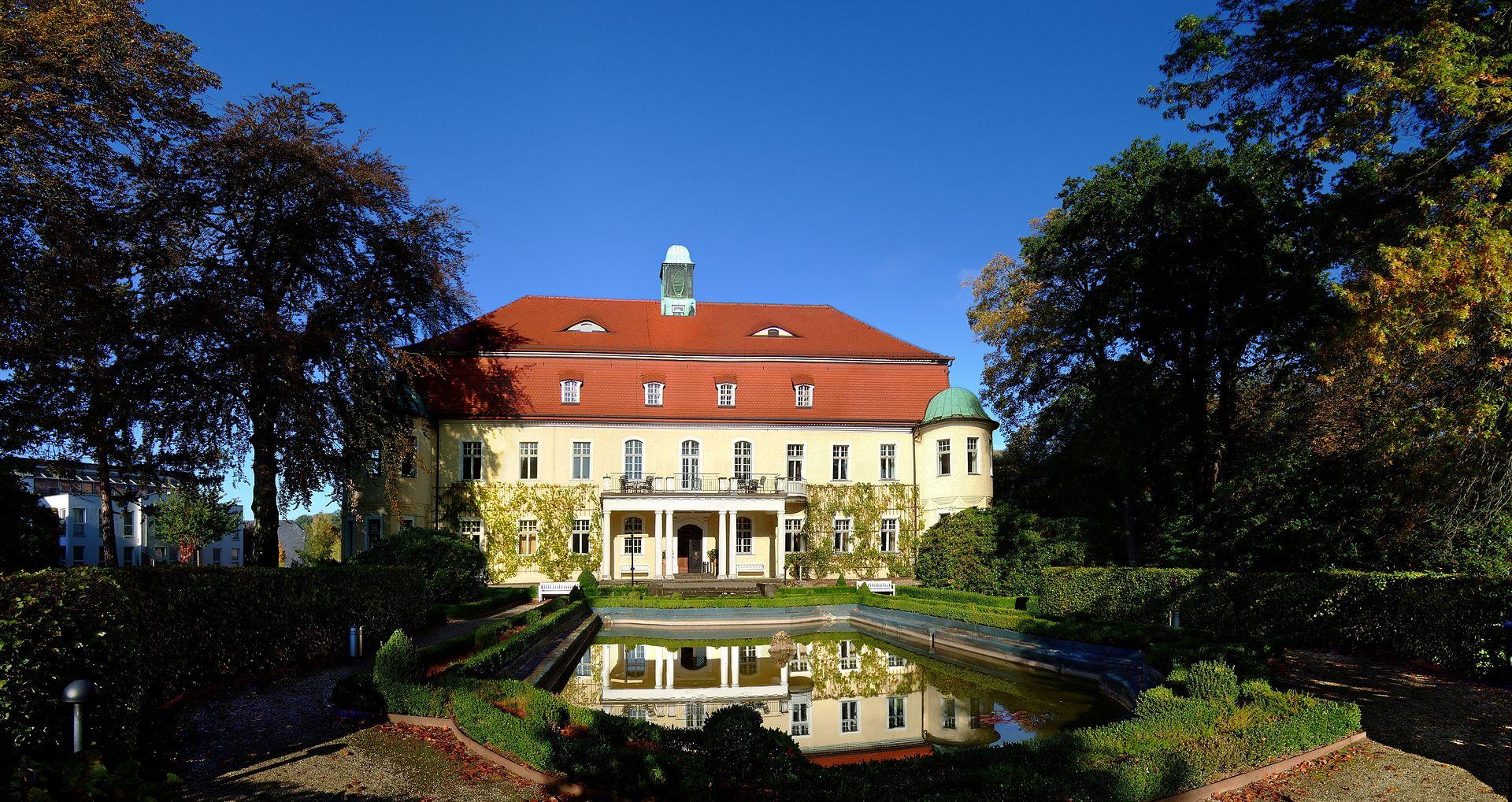 Bild Schloss Schweinsburg Neukirchen