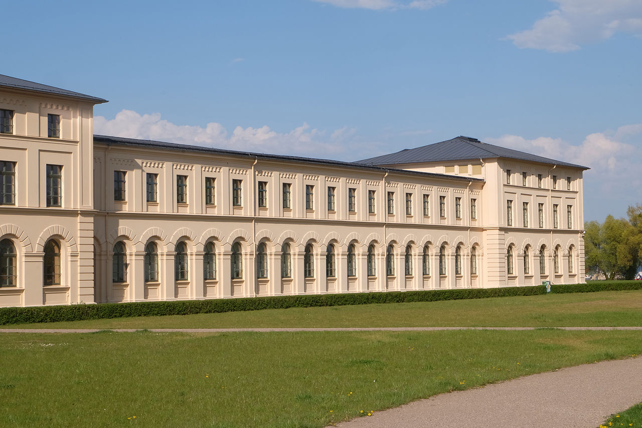Bild Schweriner Marstall