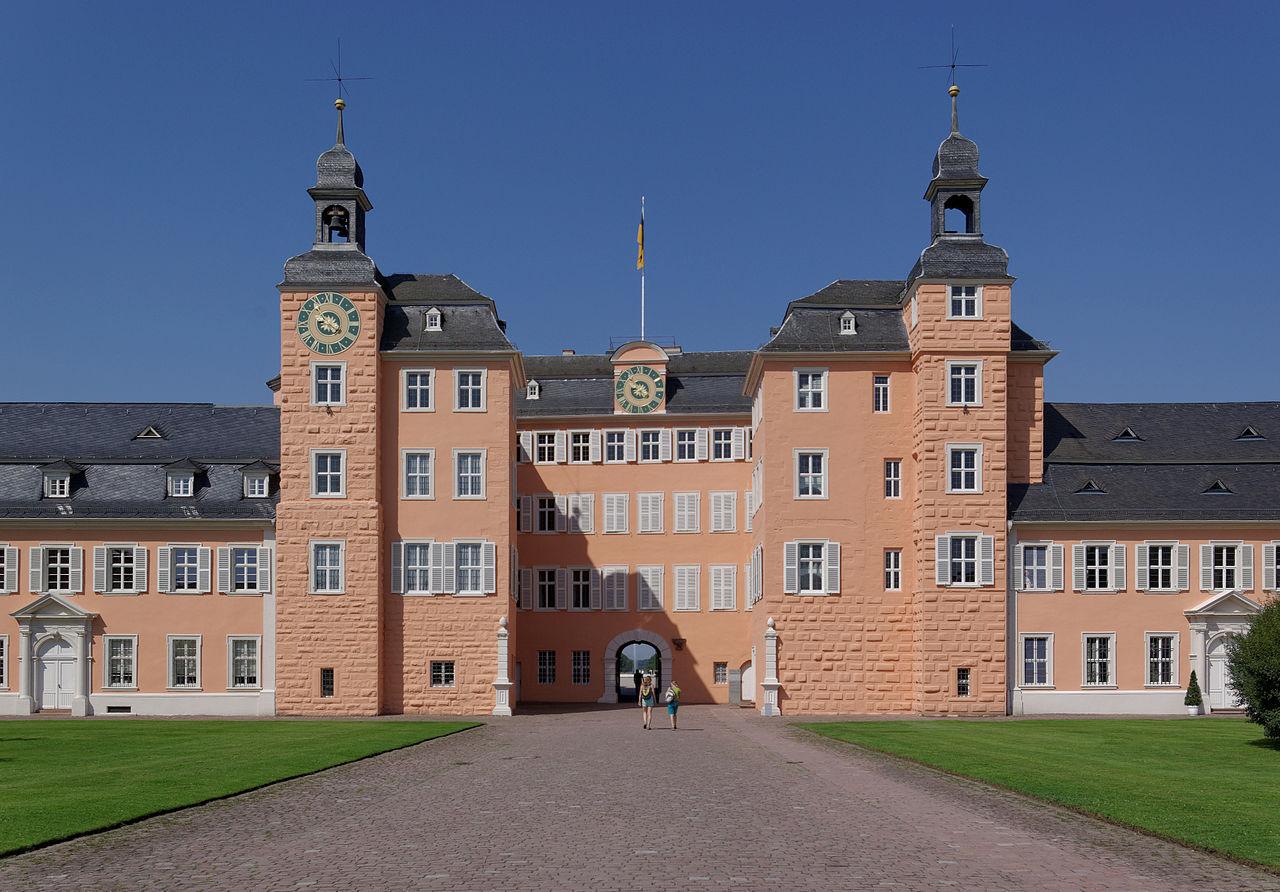 Bild Schloss Schwetzingen
