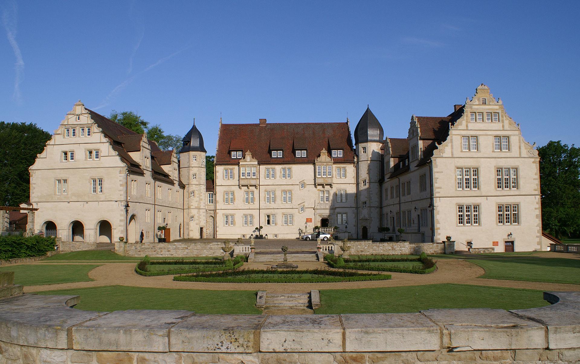 Bild Schloss Schwöbber Aerzen
