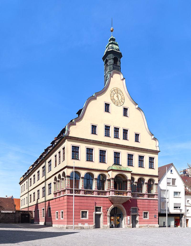 Bild Schwörhaus Ulm