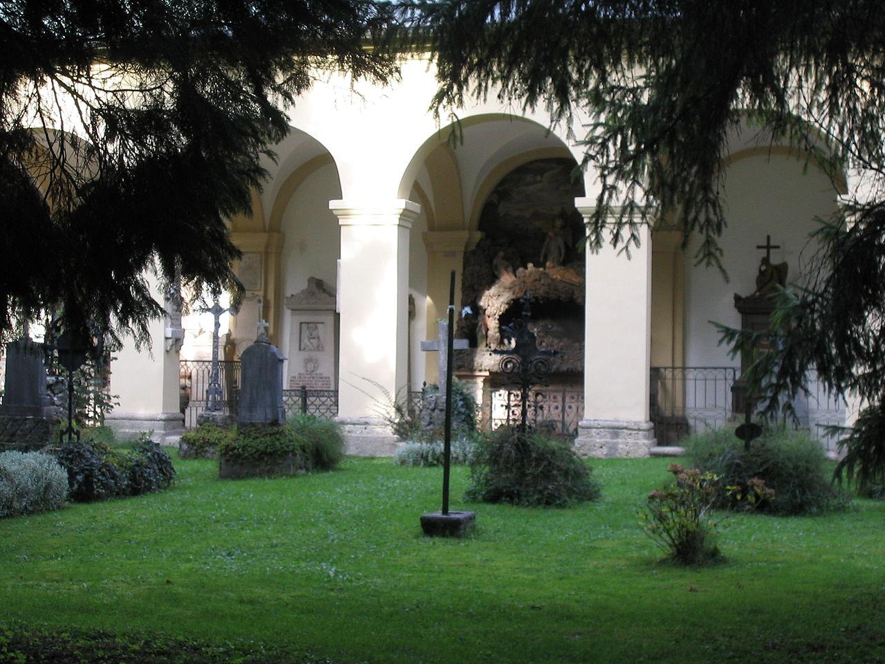 Bild Friedhof St. Sebastian Salzburg